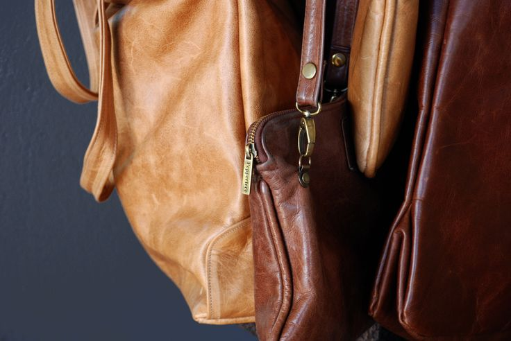 Peppertree leather!
