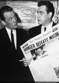 Perry Mason: NEVER HAPPENED!! Burger gets owned every time!