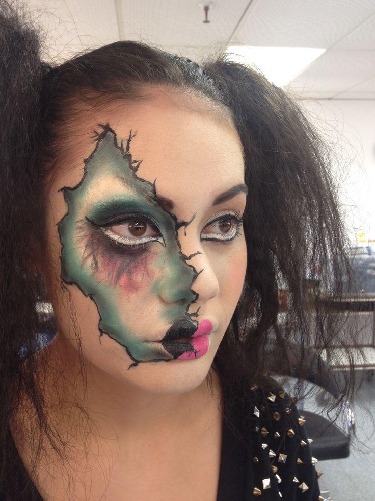 Creative Doll Makeup