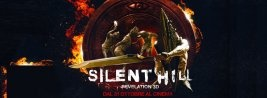 Silent Hill Revelation 3D: the perfect campaign for Halloween ;)