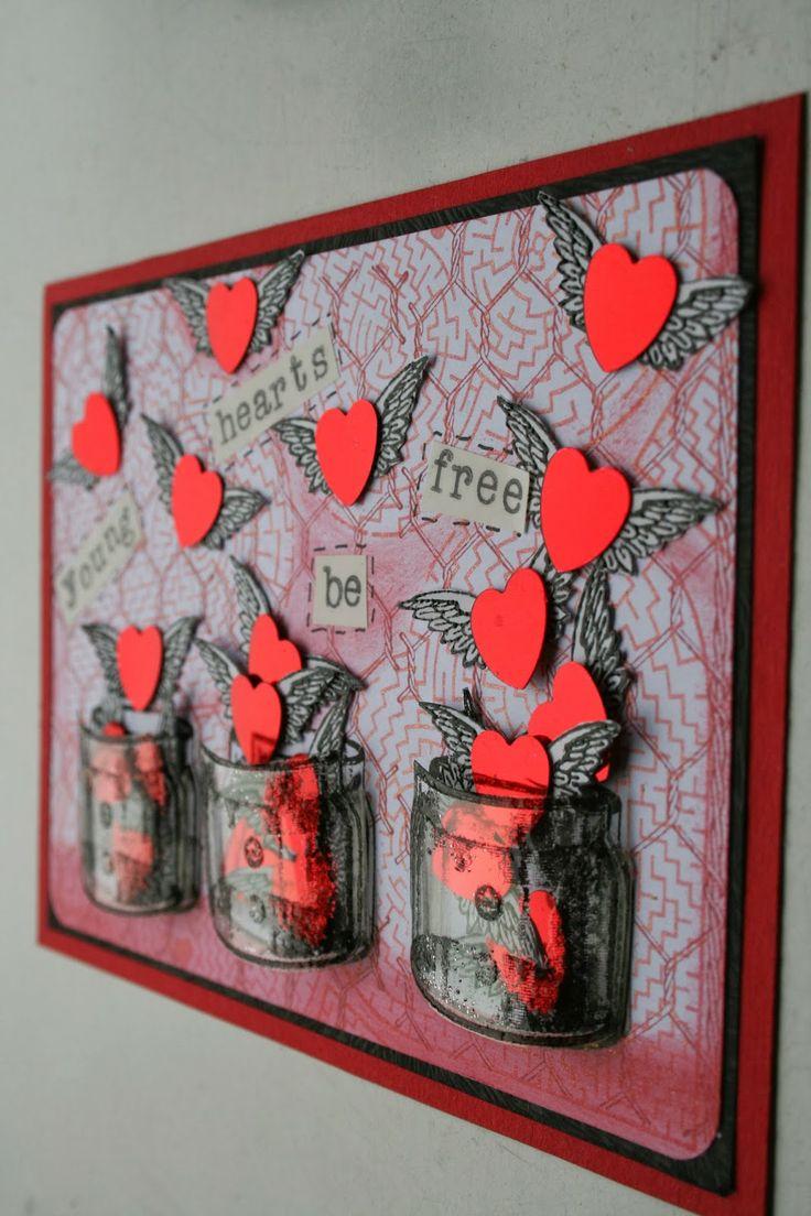 De Stempelwinkel Designteam Young Hearts Handmade