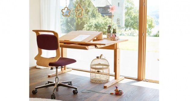 Sedia girevole e scrivania - Team7.at