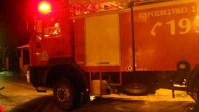 Ξεσπούσε η μια φωτιά πίσω από την άλλη τη νύχτα στο Ηράκλειο - Zougla