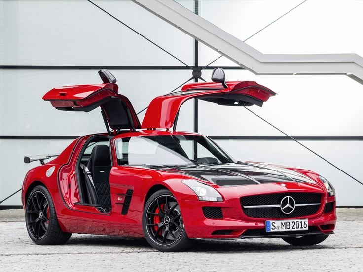2014 Mercedes-Benz SLS 63 AMG GT Final Edition