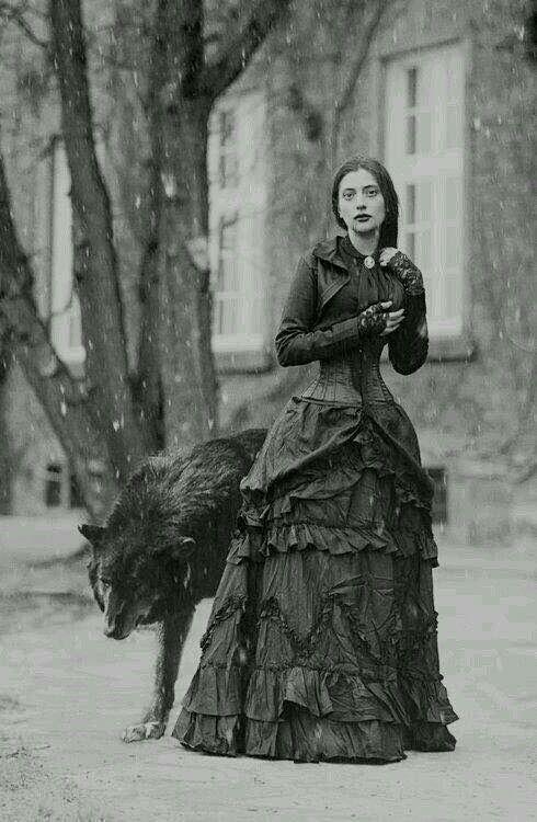 Gothic frau sucht mann