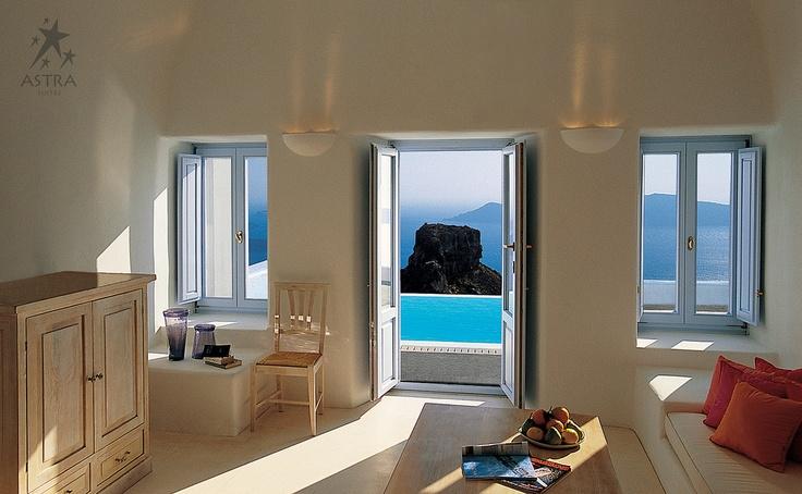 Astra Suites Santorini  Pool Suite