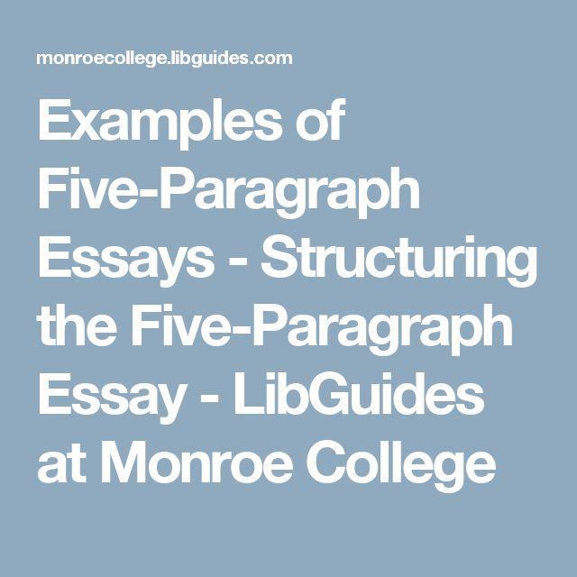 Mer enn 20 bra ideer om College essay examples på Pinterest - college essay example