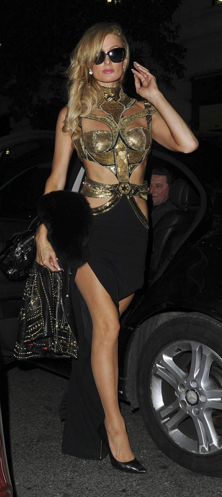 Paris Hilton Arrives at Mayfair Hotel in London  Read more: http://www.celebskart.com/paris-hilton-arrives-mayfair-hotel-london/#ixzz4YZZcgh00