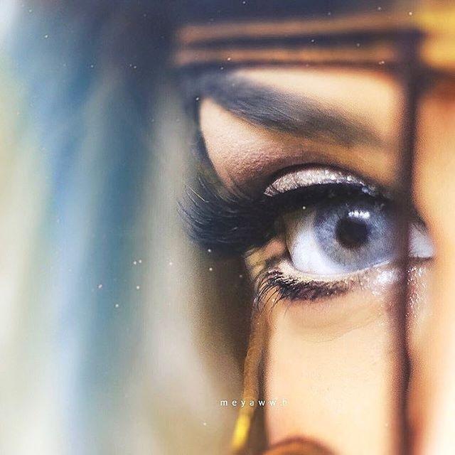 يقولون ال تحبه ضمه بالعين لك بأي عين أضمك وأنت عيني ㅤ ㅤ ㅤ By Meyaww H ㅤ Chosen By Rawasi ㅤ التقييم مـن 5 ㅤㅤㅤ Eye Photography Girls Eyes Beautiful Eyes