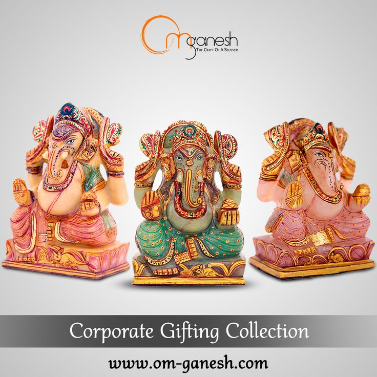 Our #CorporateGifting #Collection showcases a number of finely crafted idols that would make a perfectly #DivineGift to vitalizing bonds.