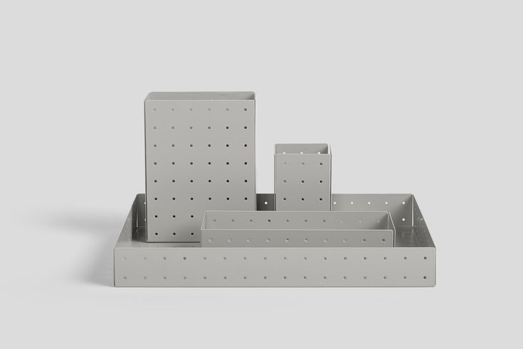 Punched Organizer