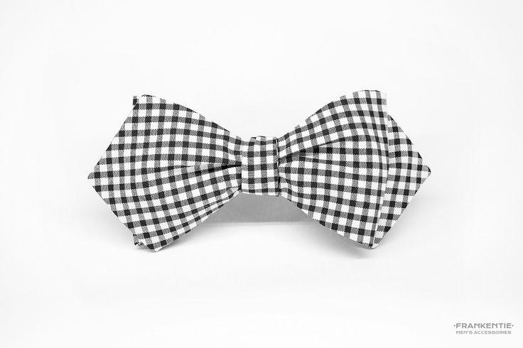 Mr. America's Best, self tied bow tie, www.frankentie.com
