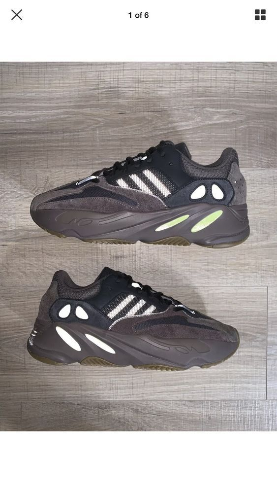 8cc05ecae3b97 Yeezy Boost 700 Mauve Size 10 Wave Runner 100% Authentic Adidas Kanye West  2018  fashion  clothing  shoes  accessories  mensshoes  athleticshoes (ebay  link)