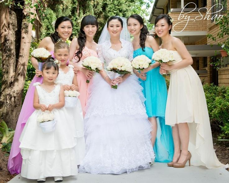 Cheryl, Idora Bridal's real bride