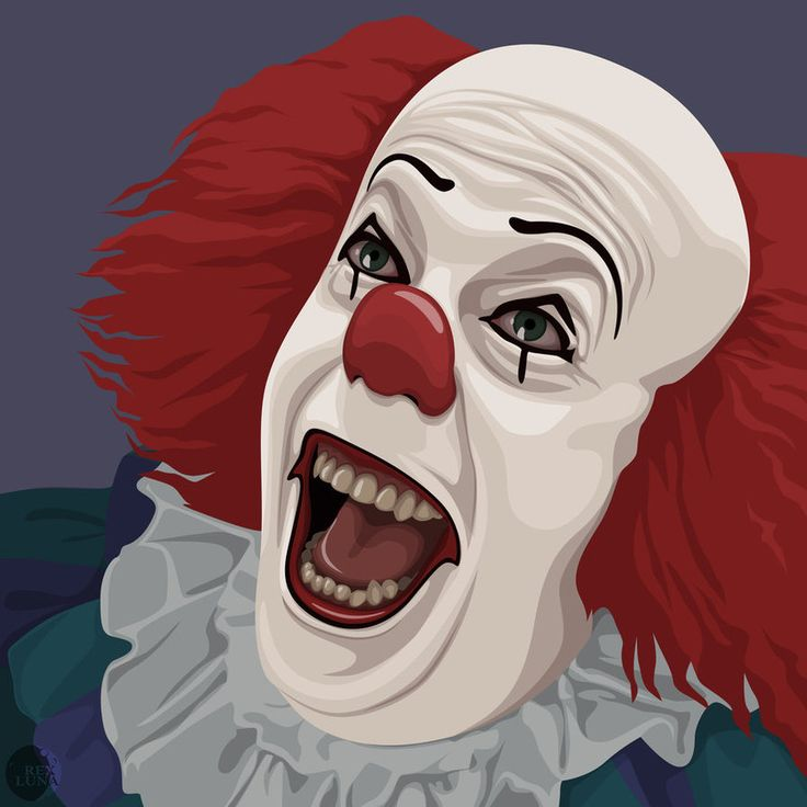 Pennywise the Dancing Clown by RexPLuna on DeviantArt