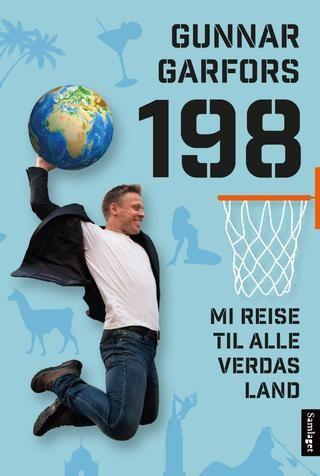 Gunnar  Garfors 198 Mi reise til alle verdas land #Samlaget