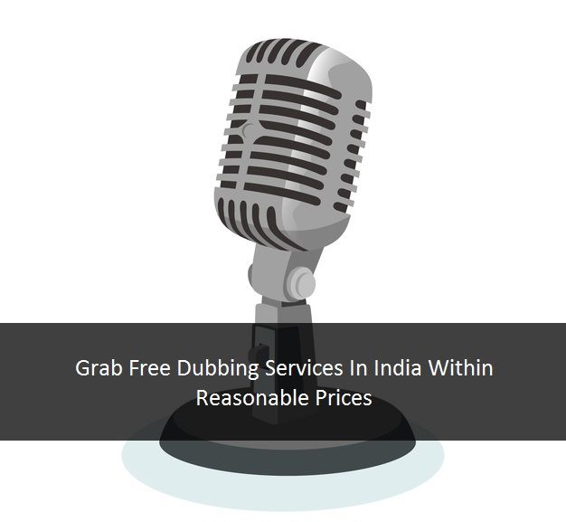 Outsource Dubbing Services In India Delhi Mumbai Bangalore Pune Film Promotion Training Video Service