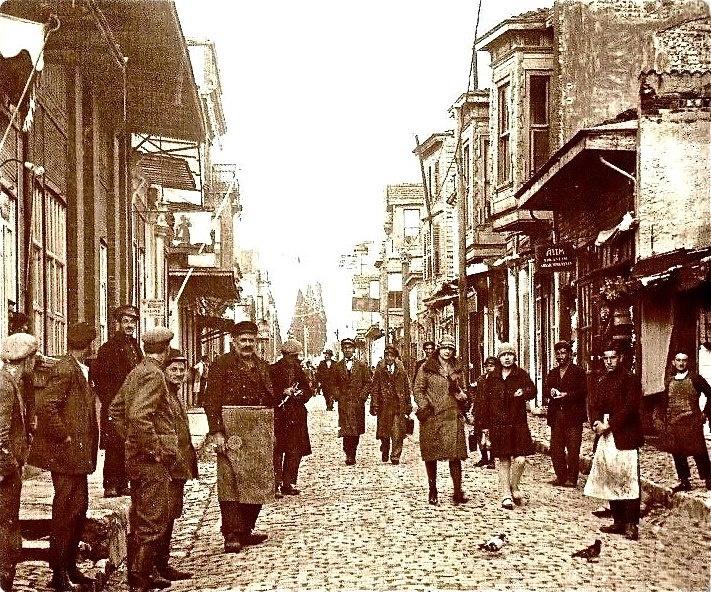 istasyon caddesi, bakırköy