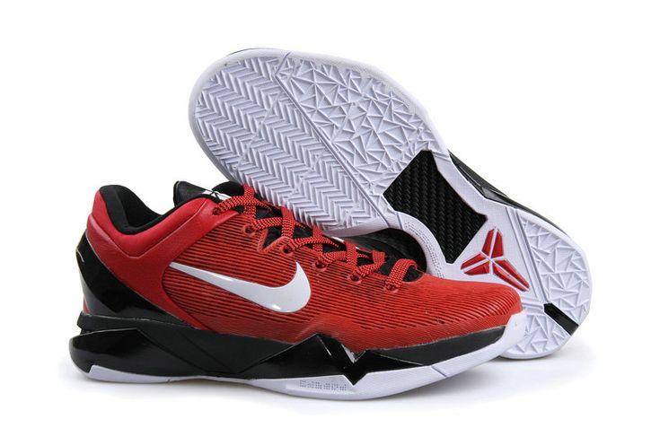 kobe 7 sport red black white 488371 600