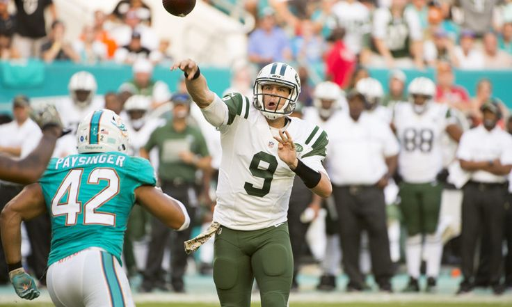 Jets' WR Eric Decker on Bryce Petty: 'You can't just throw the towel in' = The New York Jets will turn to second-year quarterback Bryce Petty this week when they take on the Los Angeles Rams if starting quarterback Ryan Fitzpatrick is unable to play. Head coach Todd Bowles confirmed this week that.....