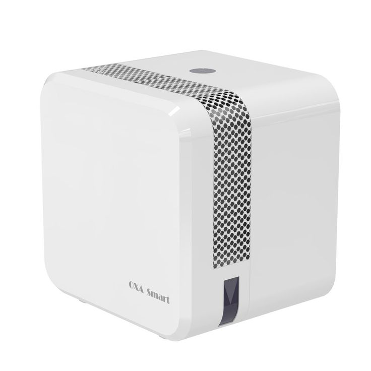 OXA Energy Star Electric Mini Dehumidifier Ultra Quiet Auto Off Compact And  Portable For