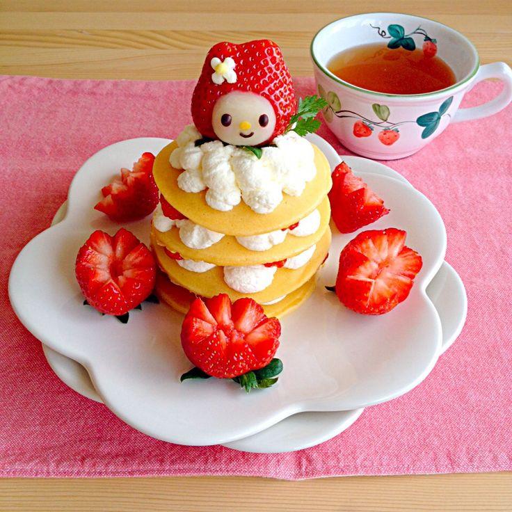 パンケーキ by jarinko at 2014-1-25
