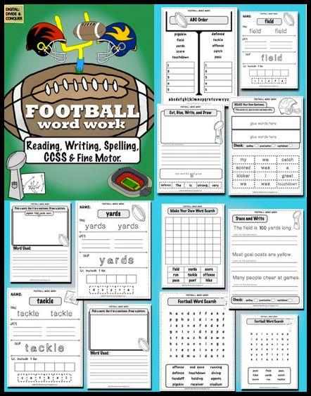 Football Essay