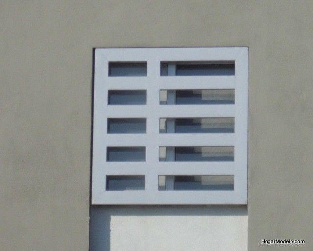17 mejores ideas sobre rejas para ventana en pinterest - Proteccion para casas ...