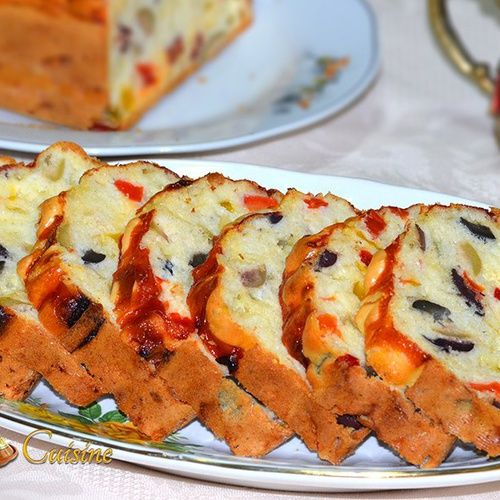 Chec aperitiv cu masline (Video)