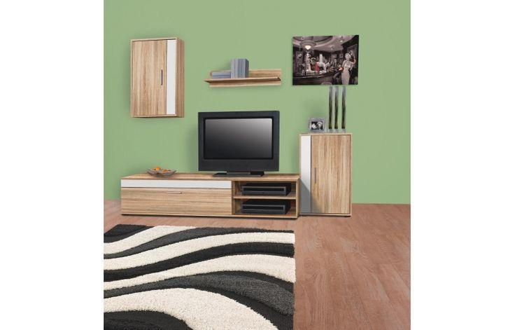 ... Wohnwände on Pinterest Buero, Moderne Wohnwände and Tv Medienwand