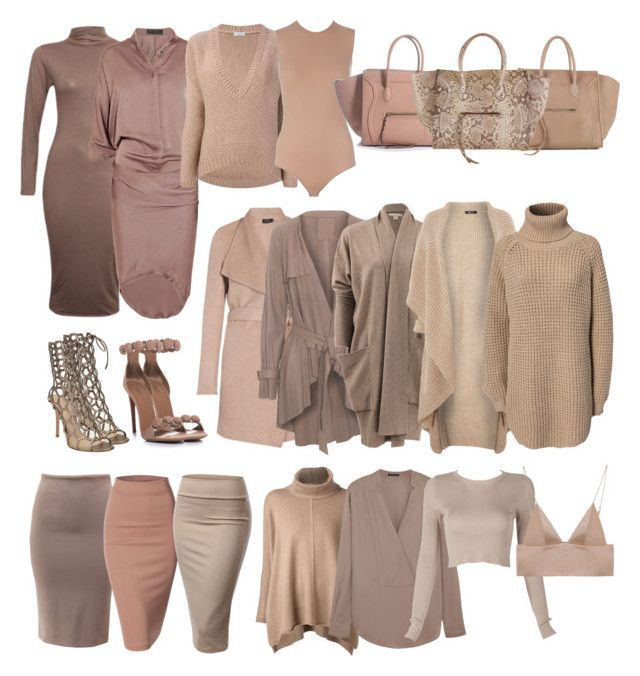 """""""Dusty pink, Rose & Taupe"""" by xirix ❤ liked on Polyvore featuring Joseph, Haider Ackermann, Jarbo, Brunello Cucinelli, Michael Kors, Doublju, Gianvito Rossi, Tom Ford, Maison Margiela and Crea Concept"""