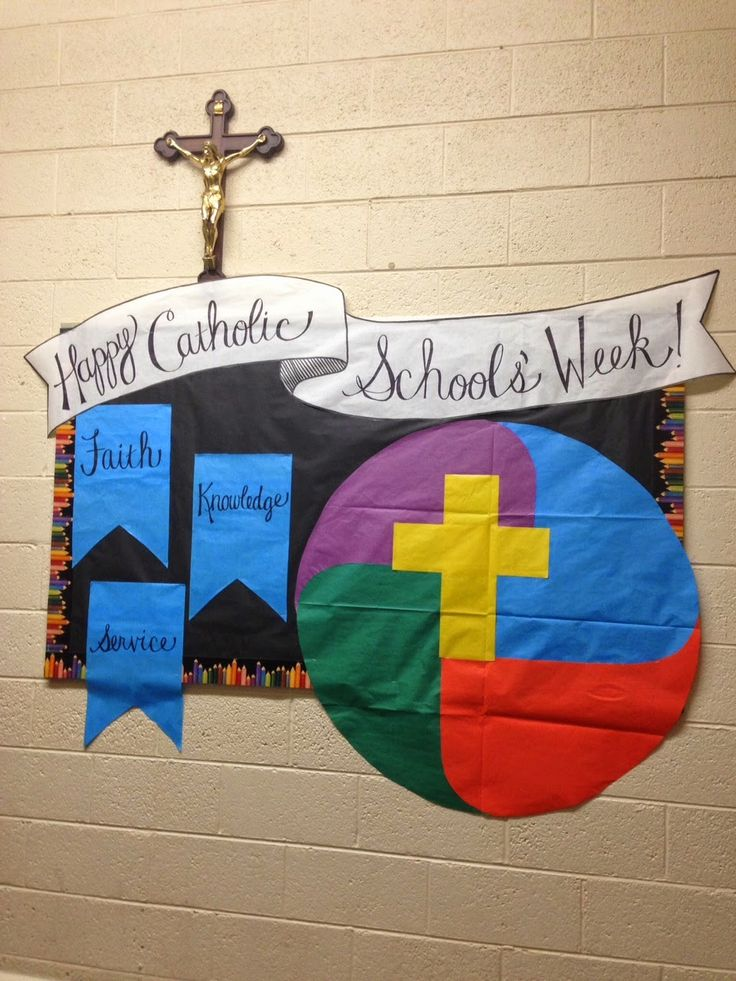 Look to Him and be Radiant: Catholic Schools Week 2015