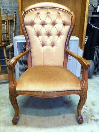 Queen Ann Chair 50 Oakland Rockridge Claremont Craigslist Pinteres