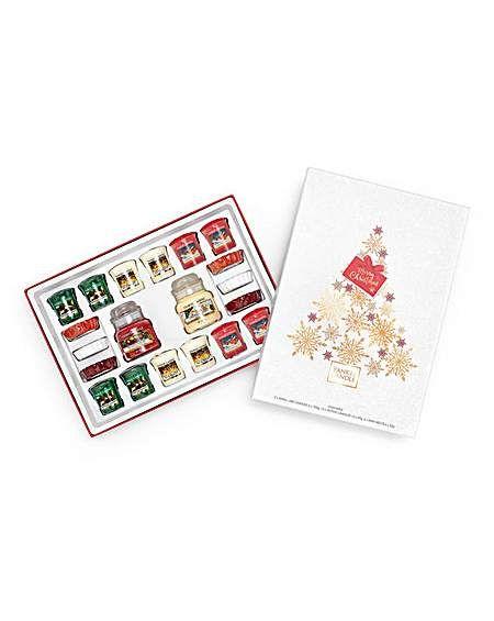 Yankee Christmas Selection Box