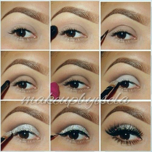 ღ Eye make up style