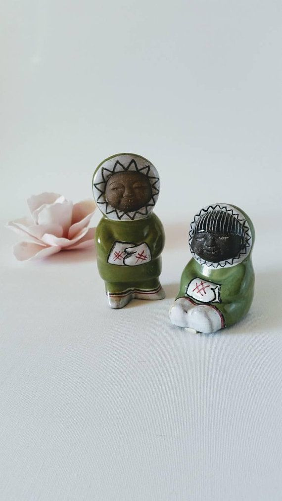 Check out this item in my Etsy shop https://www.etsy.com/se-en/listing/586625136/mari-simmulson-pair-of-inuit-figurines