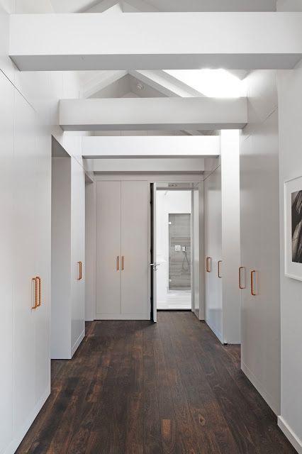 Blog wnętrzarski - design, nowoczesne projekty wnętrz: Mieszkanie 150m2 w centrum Sztokholmu