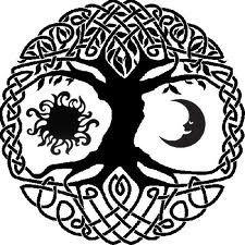 tree of life mandala to color   Tree of Life Design   Mandala