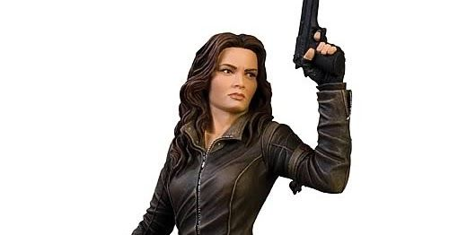 Terminator Salvation: Blair Williams Bust (Moon Bloodgood)