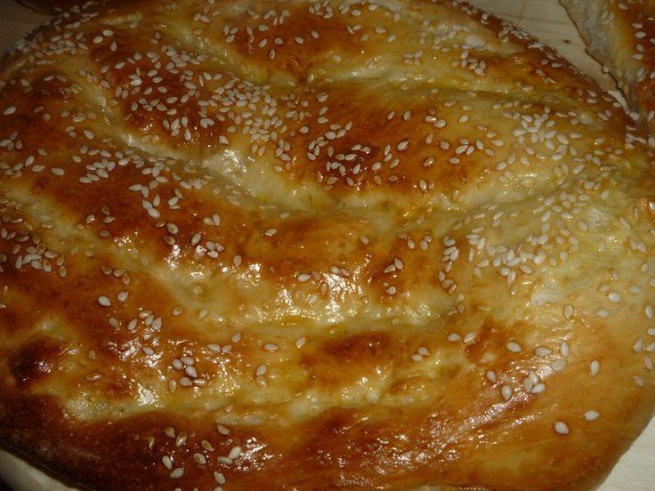 Pide- paine turceasca