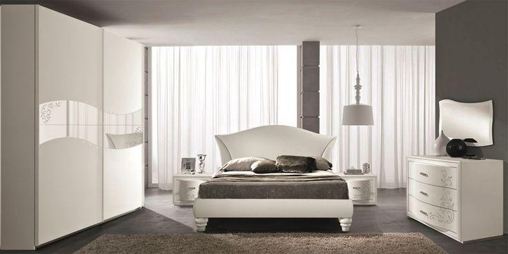 Letti contenitori e tessili, armadi lineari,. Contemporary Bedroom Set Sogno By Spar Italy 5 499 00 Contemporary Bedroom Sets Master Bedroom Furniture Bed Furniture Design
