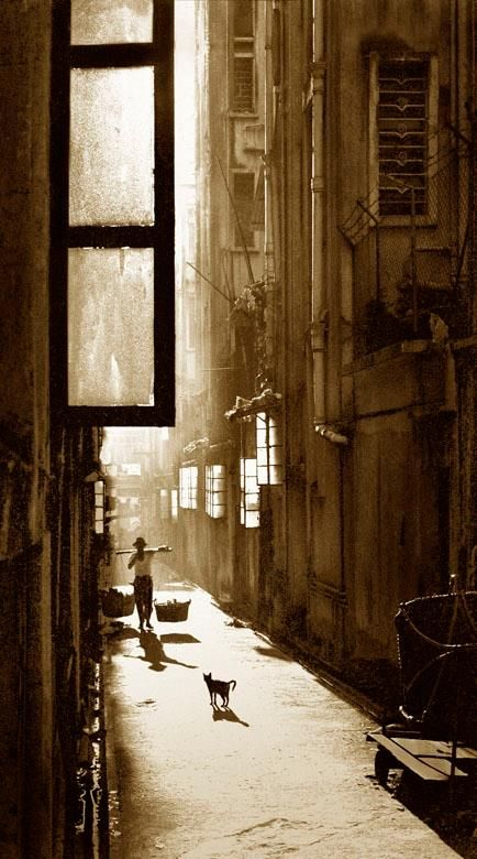 """Critically acclaimed Chinese photographer Fan Ho spent the 1950s and 60s taking gritty and darkly beautiful photos of street life in Hong Kong. His photographs, to be published in his new book """"Fan Ho:A Hong Kong Memoir,"""" reach back through time and space to connect us to the everyday sights of this bustling metropolis in a way that many of us have never seen before."""