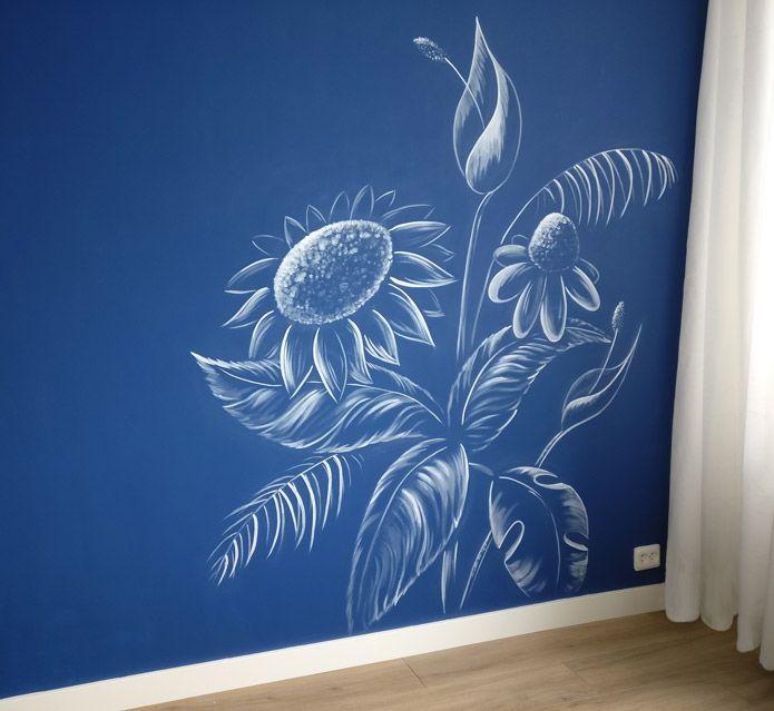 169 best images about muurschilderingen murals for Muurtekeningen woonkamer