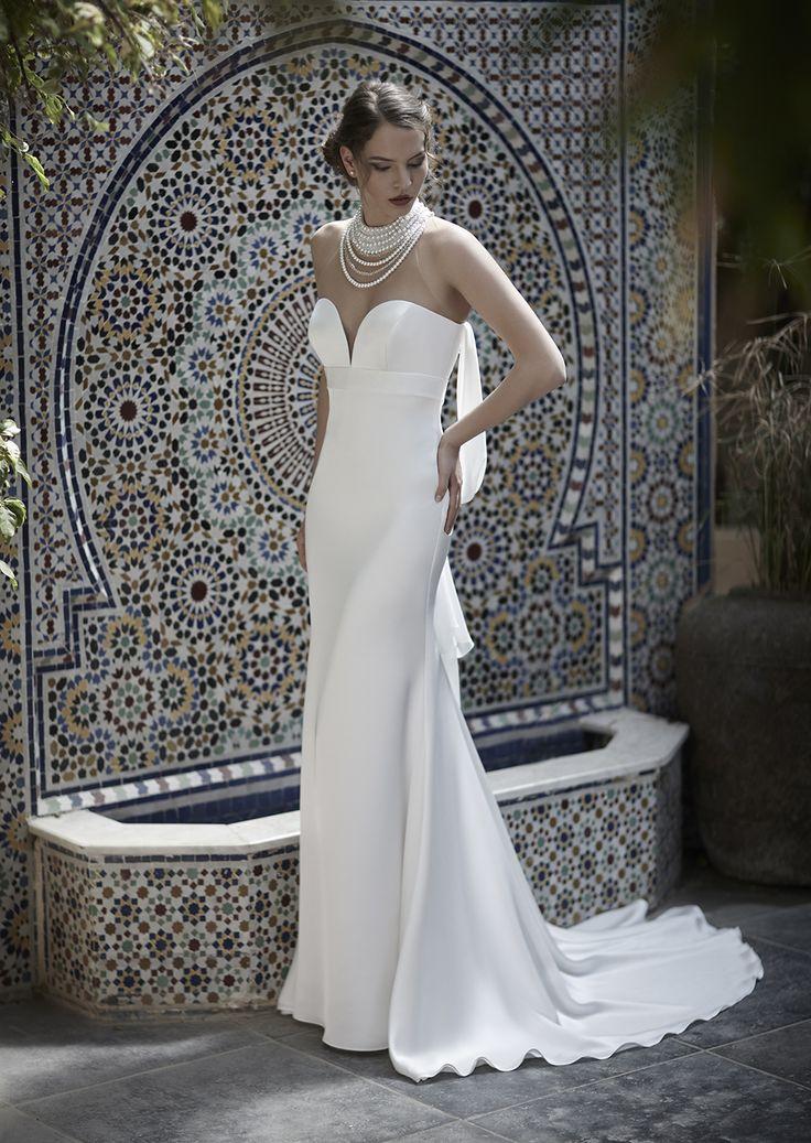 Mysecret Sposa Collezione Zaffiro Cod. 17101  #mysecretsposa #sposa #collezionesposa #abitidasposa #wedding #weddingdress #bride #abitobianco