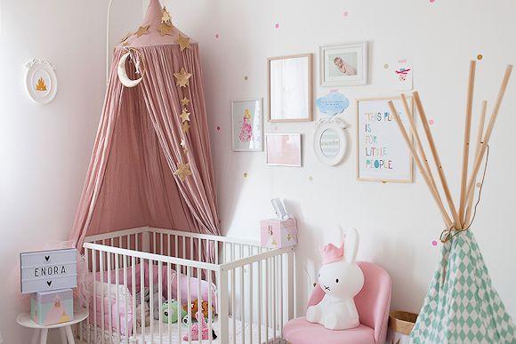 Jolie chambre bébé