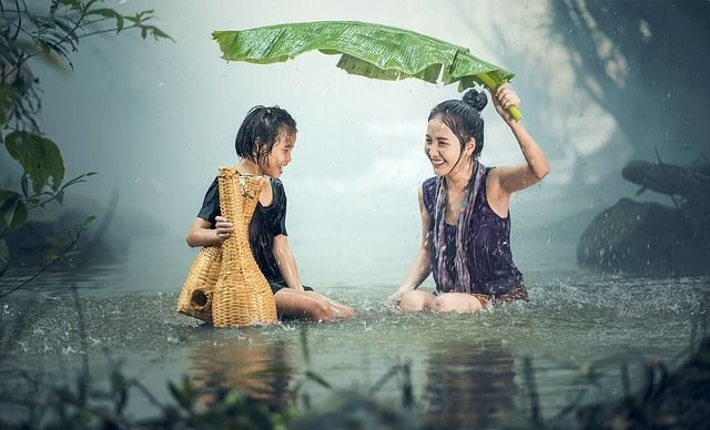 Sometimes we should express our gratitude for the small and simple things like the scent of the rain, the taste of your favorite food, or the sound of a loved one's voice. – Joseph B. Wirthlin