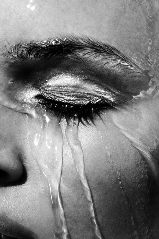 why is sometimes a good cry such a bad thing?