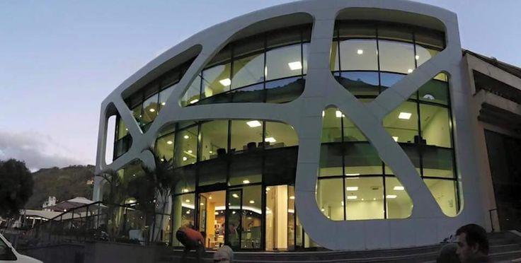 Hotel en Angola