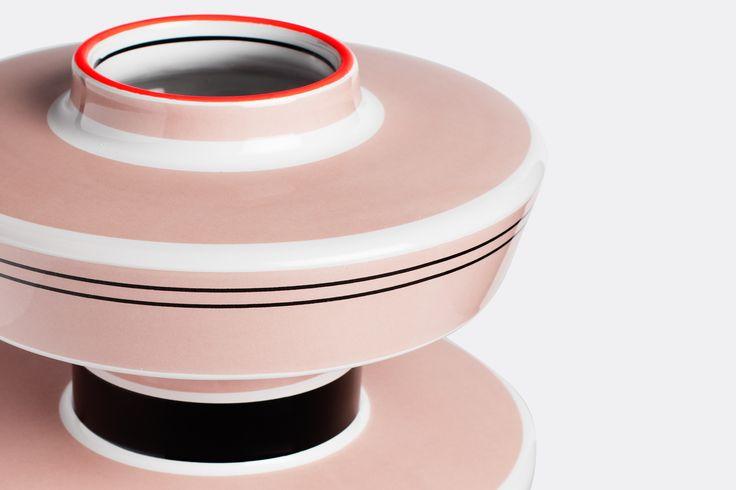 Roksanda Ilincic x Linck Ceramics | V36 | Handcrafted | Switzerland