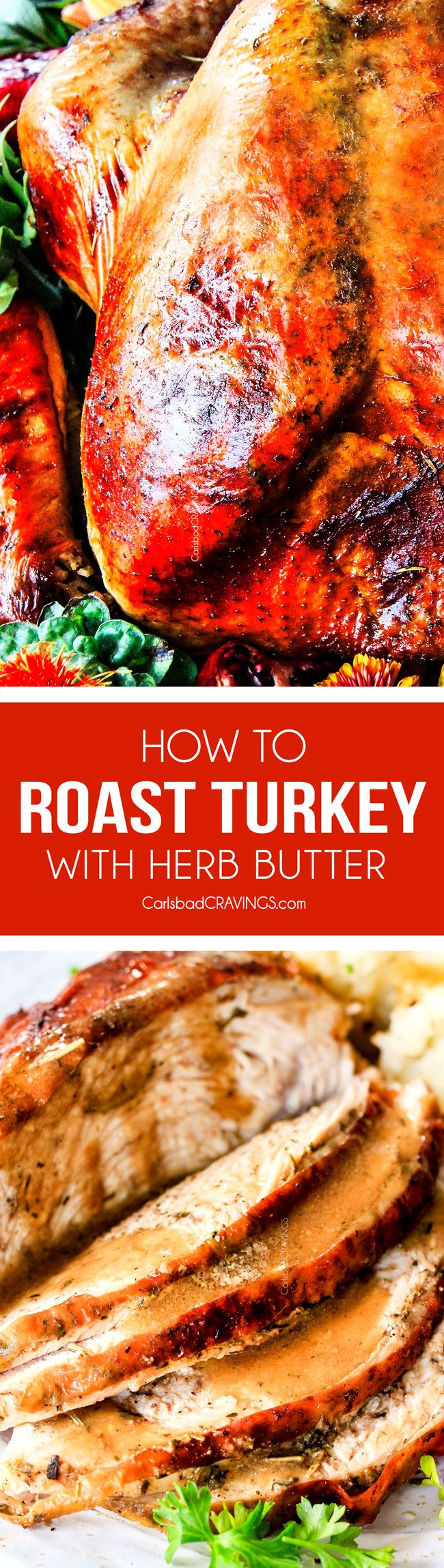 This is the juiciest, most tender, flavorful Roast Turkey I have ever made! EVERYONE wanted the recipe! I will never use another turkey recipe again, this one is a winner!#thanksgiving #turkey #thanksgivingturkey